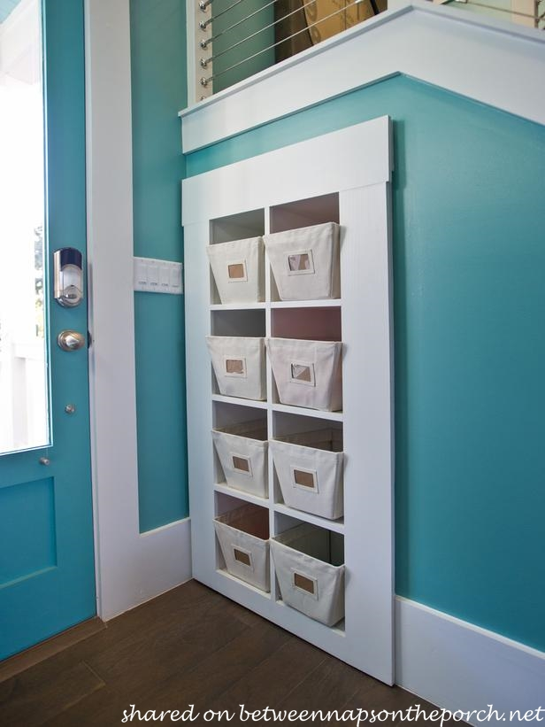 HGTV Smart House 2013 Storage
