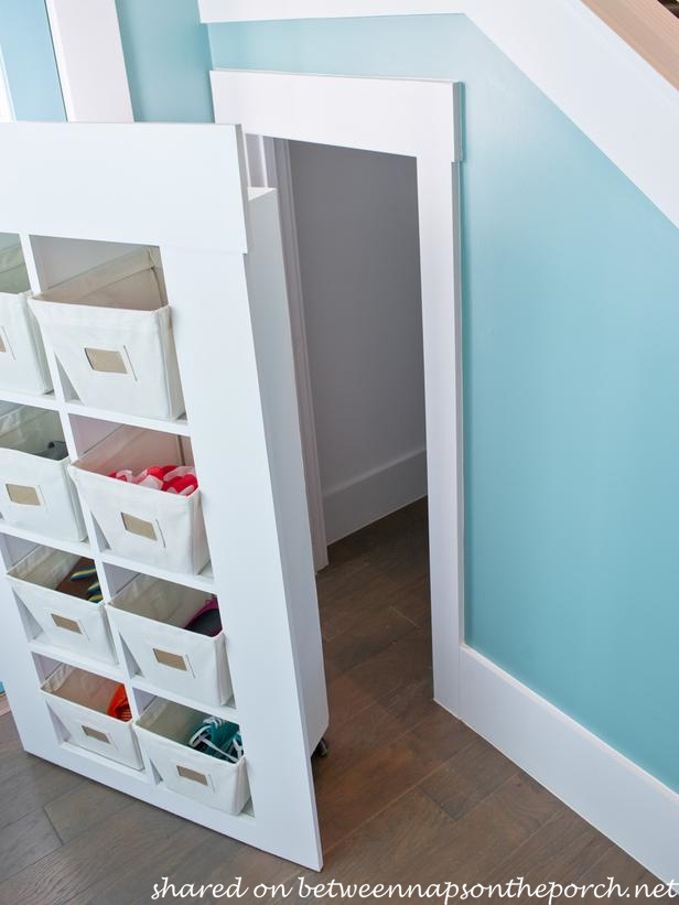 HGTV Smart House 2013 Storage 2 Photos by Eric Perry