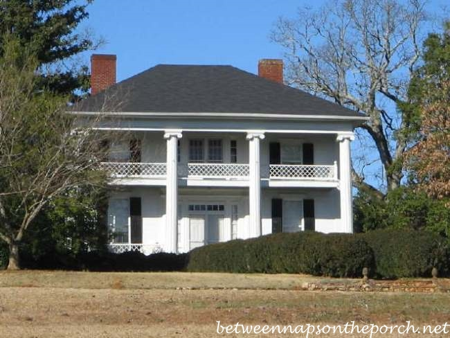 Historic Greek Revival Home in Rome Georgia