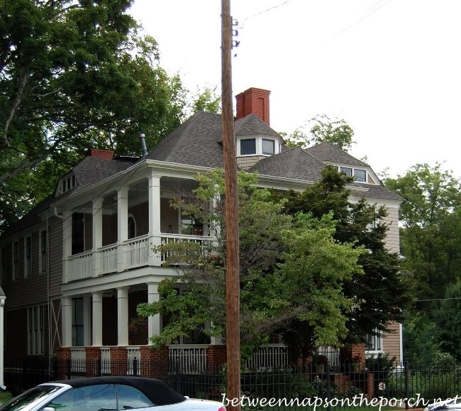 Historic Home with Double Porches in Grant Park