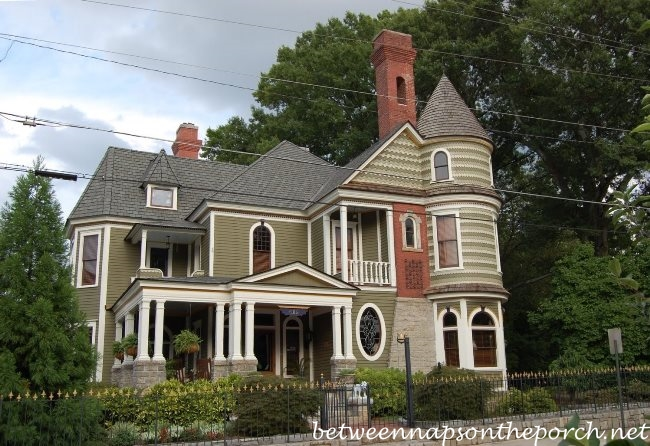 Historic Victorian Home in Grant Park