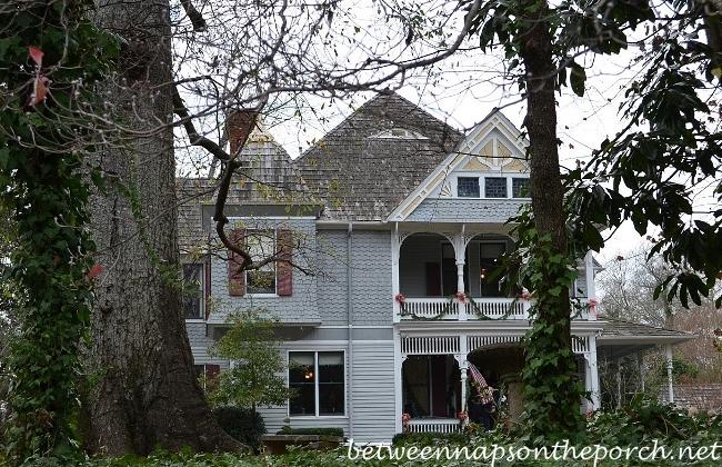 Mockingbird Hill, Historic Home in Marietta Georgia