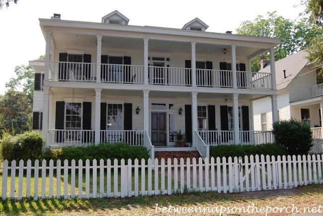 Isle of Hope Home with Double Porch