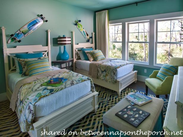 Kid's Room in HGTV Smart House