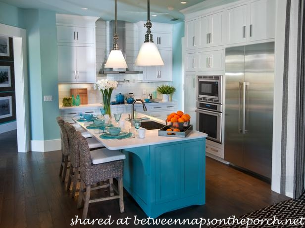 Kitchen in HGTV Smart House, 2013