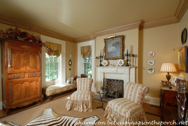 equestrian living room tour an historic 1825 home and equestrian farm 10511