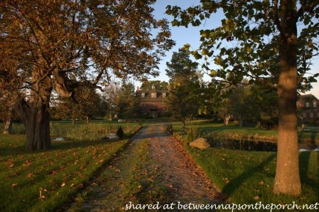 MacKenzie-Childs Estate Driveway
