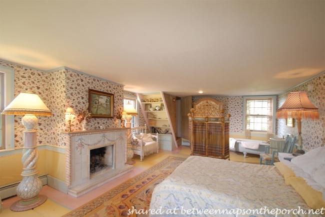 Bedroom in MacKenzie-Childs Estate