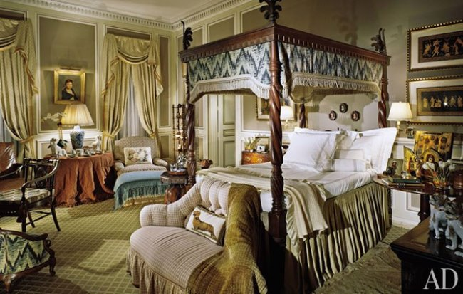 Mario Buatta Beautiful Bedrooms
