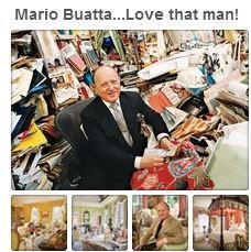 Mario Buatta Pinterest Board