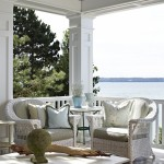 A Summer House with Waterside Views