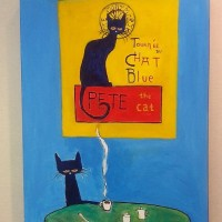 Pete the Cat, The Whimsical Art of James Dean