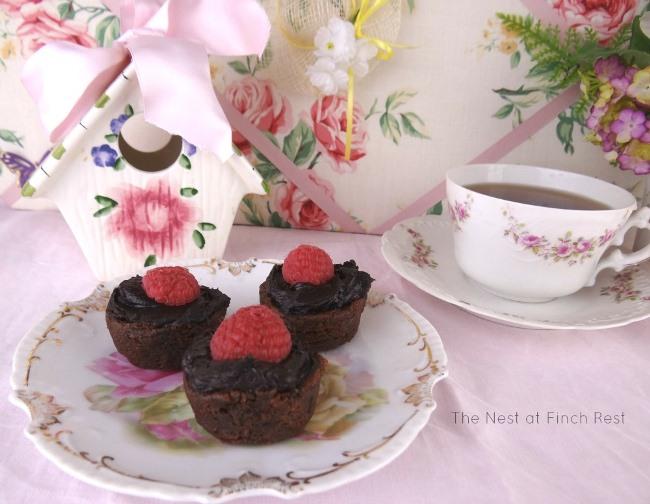 Vintage Roses Tea Party