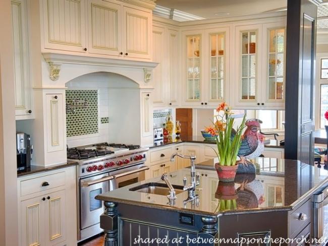 Kitchen in Beach House