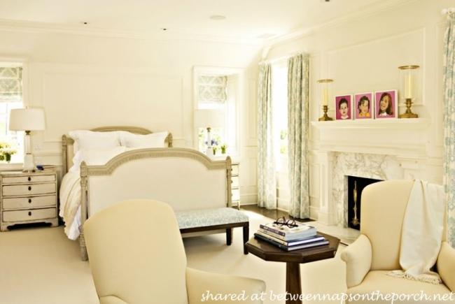 Bedroom Designed by James Radin Interior Design