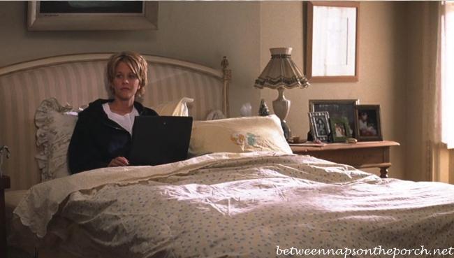 Bedroom in Movie, You've Got Mail