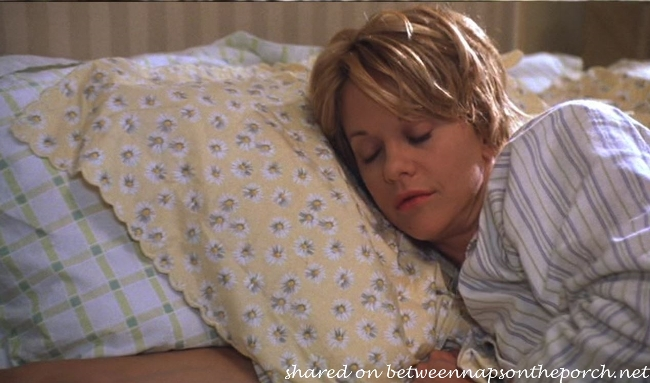 Daisy Linens in Movie, You've Got Mail