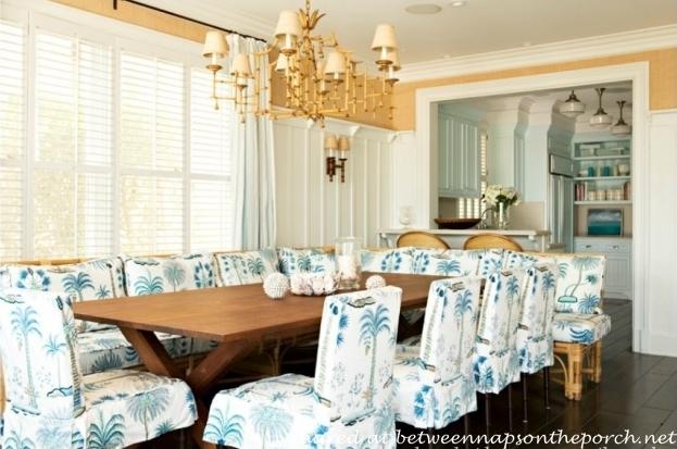 Dining Room Designed by James Radin Interior Design