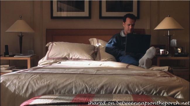 Joe Fox's Bedroom in Movie, You've Got Mail