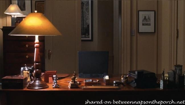 Joe Fox's Desk Movie, You've Got Mail