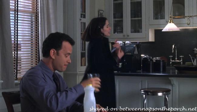 Joe Fox's Kitchen Movie, You've Got Mail