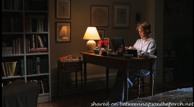 Kathleen Kelly's New York Apartment in Movie, You've Got Mail