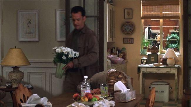 Kitchen Breakfast Room in Movie, You've Got Mail