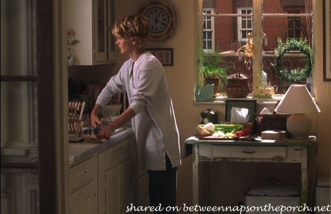 Kitchen in Movie, You've Got Mail
