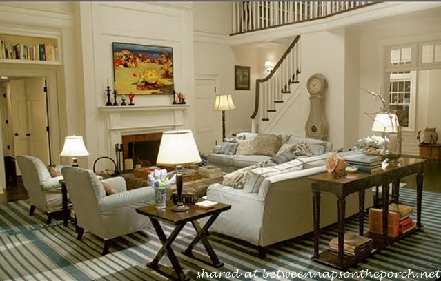 Living Room in Movie, Something's Gotta Give