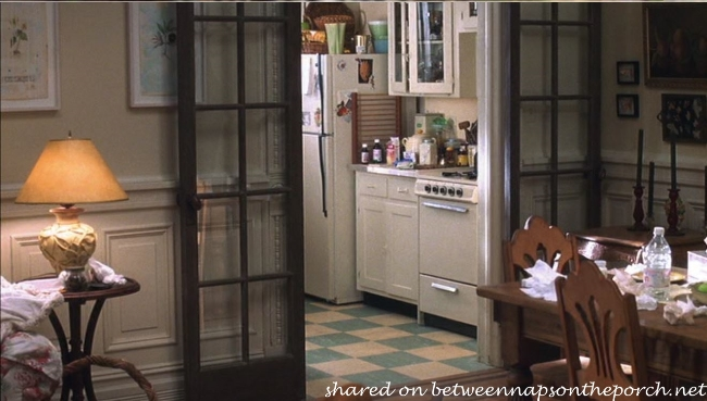 Meg Ryan's Apartment in Movie, You've Got Mail