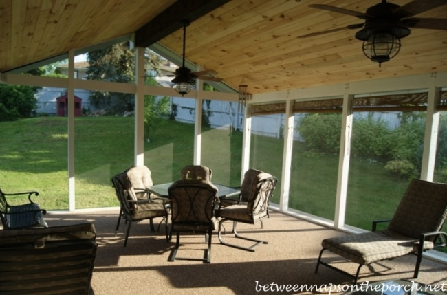Screened Porch Addition (2)