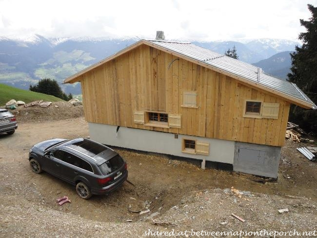 Swiss Ski Cabin Restoration and Renovation