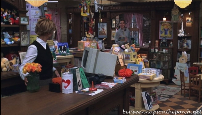 The Shop Around the Corner in Movie, You've Got Mail