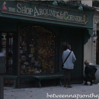 You've Got Mail: The Shop Around the Corner Bookstore