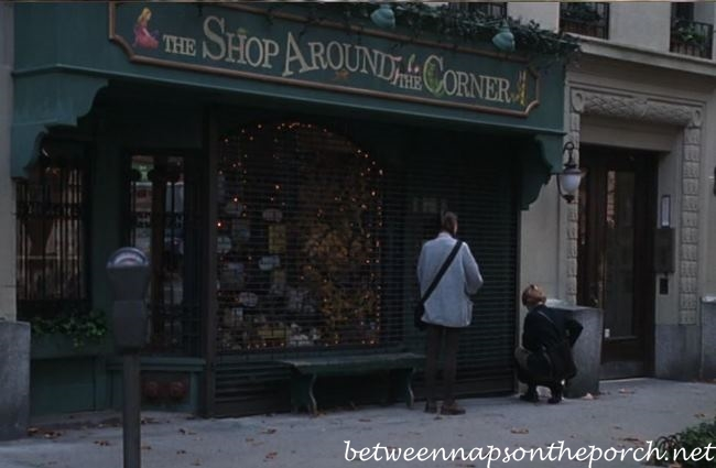 The Shop Around the Corner in You've Got Mail
