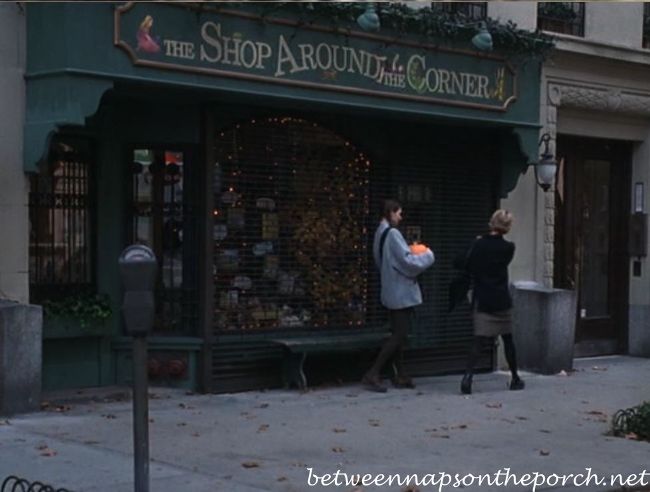The Shop Around the Corner in the Movie, You've Got Mail_wm