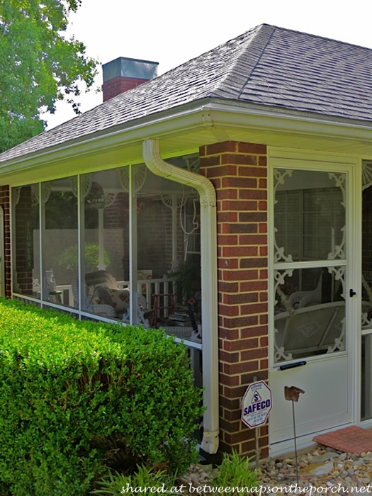 Victorian Screened Porch