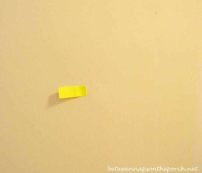 Magic Eraser Removes Red Streak (2)