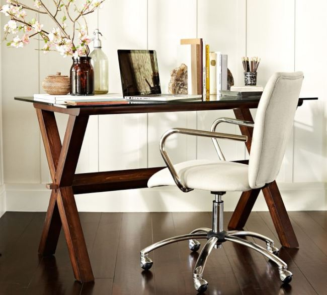 Pottery Barn Airgo Desk Chair