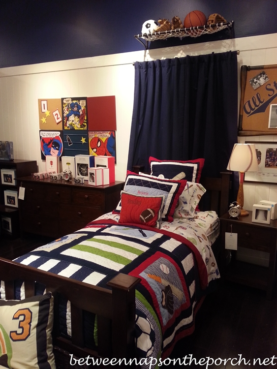 Pottery Barn Teen and Kids Beds and Bedding 04_wm