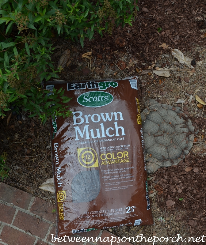 Scotts Earthgro Brown Mulch