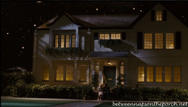 The Bewitched Sitcom Tv House In The Movie Bewitched