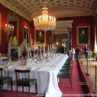 Dining in an English Country House: A Visit to Chatsworth House