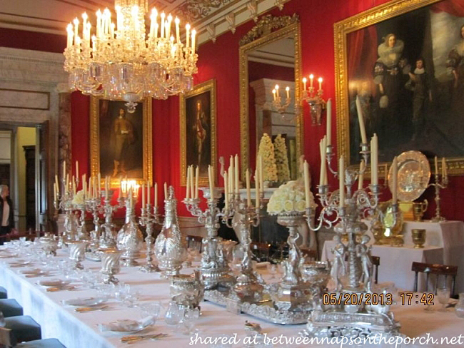 Chatsworth House Dining Table