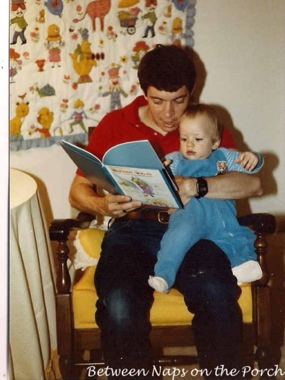 Dad Reads Bedtime Story