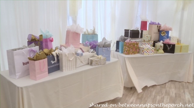 Gift Tables in Movie, The Big Wedding_wm
