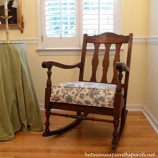 Heirloom Rocking Chair 2