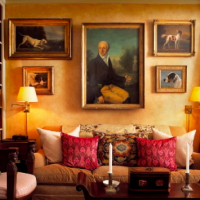 Library of Bunny Williams