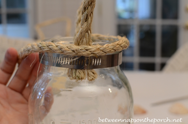 Make Candlelight Lanterns
