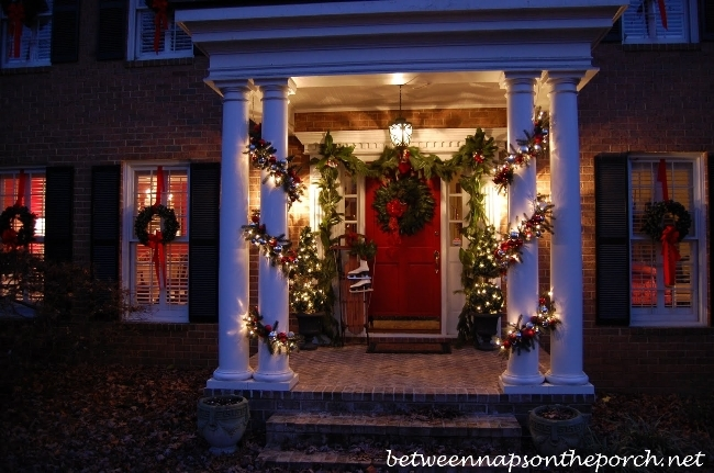 Porch Decorated for Christmas_wm
